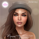 [theSkinnery] Miruna (TheMeshProject Applier) Ad for We_3RP Apr