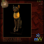 WLRP-Apr meadowWorks Bastet Cat