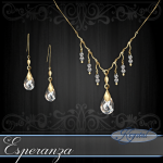 Esperanza - Jewelry Set - Gold