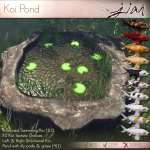 JIAN We _3 RP May (Koi Pond)