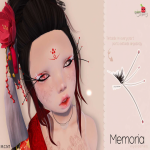 Memoria eyelashes vendor ad cubic cherry