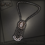Meva Estelle Necklace Brown Vendor