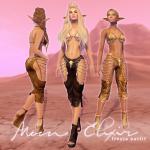 Moon Elixir - Freyja Outfit Ad