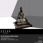 22769 ~ [bauwerk] Secret Garden Buddha Statue [ad]