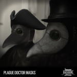 BackBone Plaque Doctor Masks for We_3RP