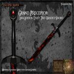 (FA) Scripted Grand Preceptor Lava Sword Ad