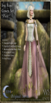 Ivy Rose Gown Set-Pink_Promotional Art