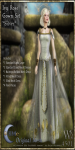 Ivy Rose Gown Set-Silver_Promotional Art