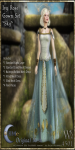 Ivy Rose Gown Set-Sky_Promotional Art