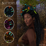 [JANGKA] Butterflies