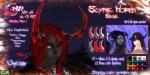 [][]Trap[][] Scythe Horns Edge 50off We _3 RP Ad