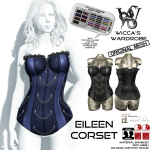 Wicca's Wardrobe - Eileen Corset Vendor