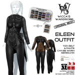 Wicca's Wardrobe - Eileen Outfit Vendor