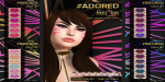 #adored whrp exclusives