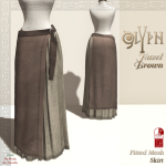 f_glYph_ Hazel vendor brown WLRP