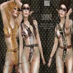 !gO! Snake - vendor